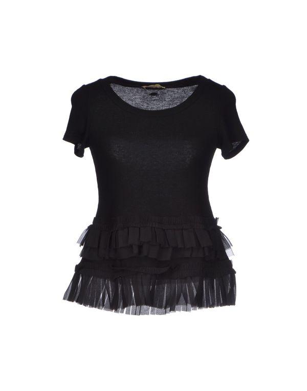 黑色 SCERVINO STREET T-shirt