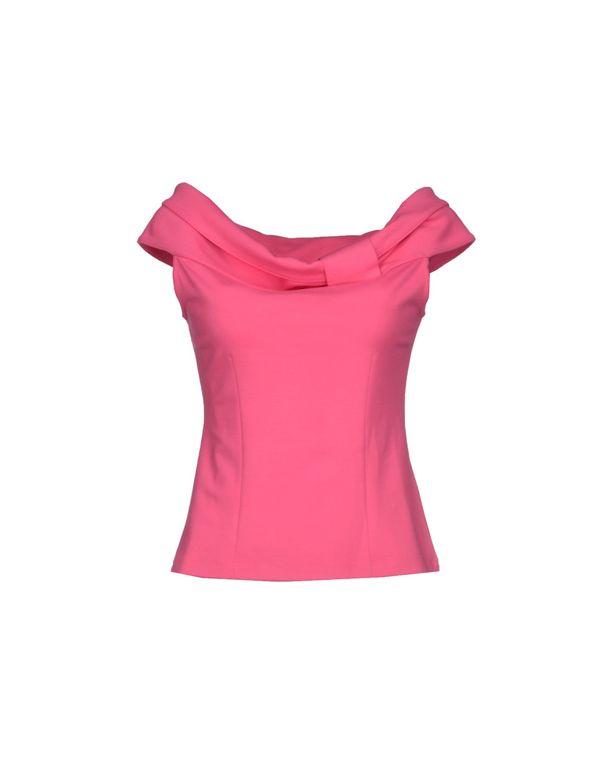 玫红色 REDVALENTINO T-shirt