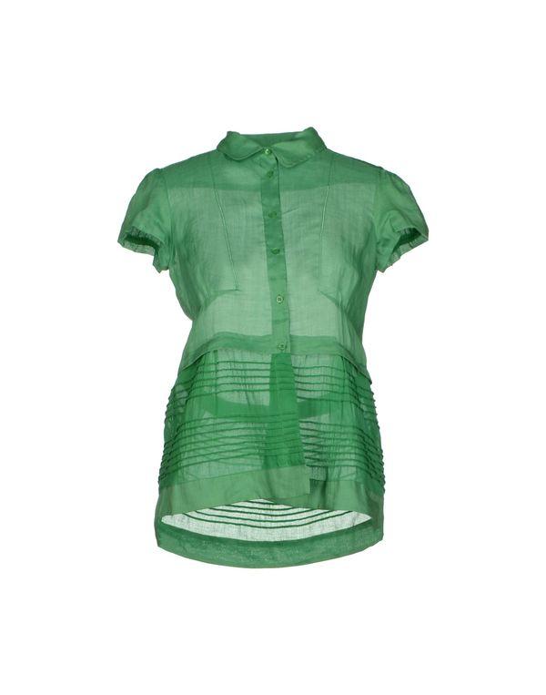 绿色 ERMANNO SCERVINO Shirt