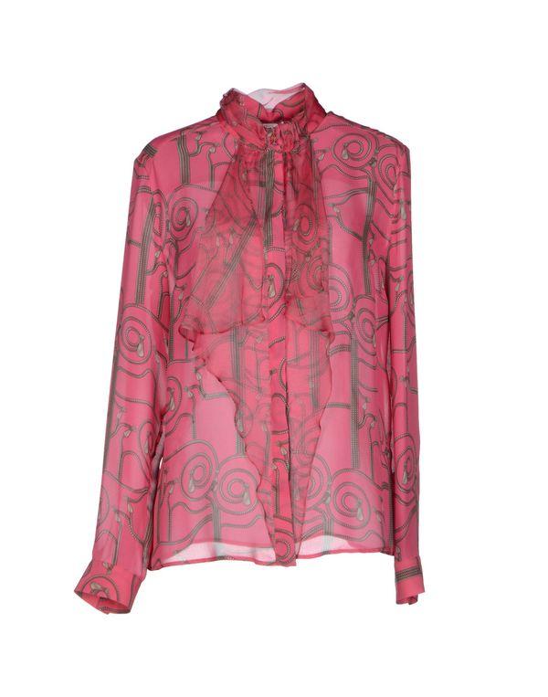 玫红色 VERSACE COLLECTION Shirt