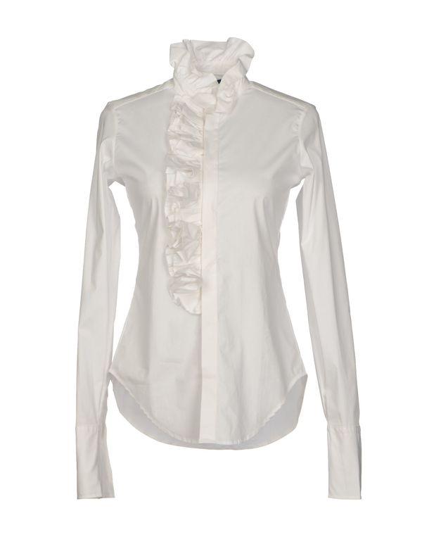 白色 RALPH LAUREN Shirt