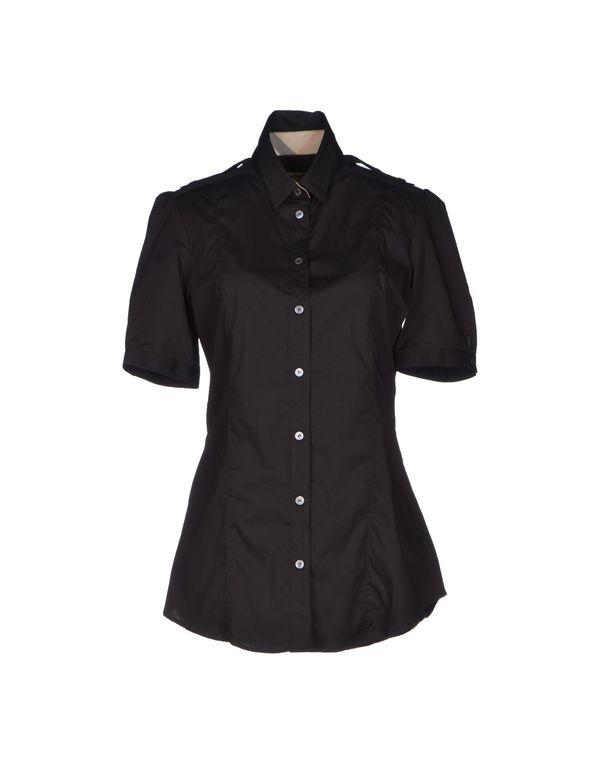 黑色 BURBERRY BRIT Shirt