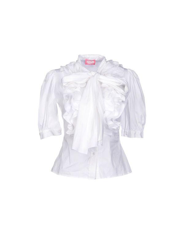 白色 BLUGIRL BLUMARINE Shirt