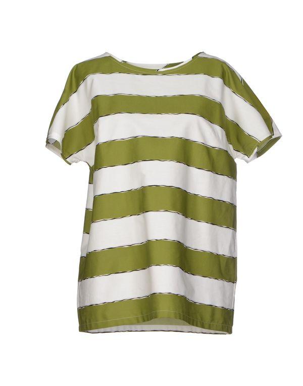 军绿色 DOLCE & GABBANA 女士衬衫