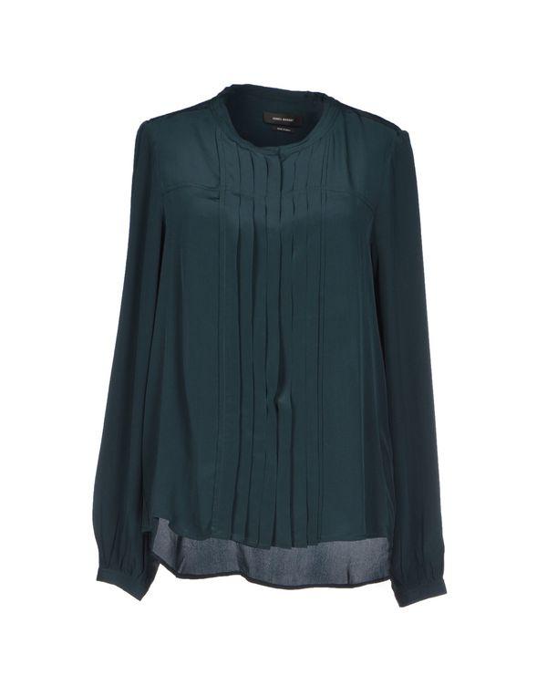 深绿色 ISABEL MARANT Shirt