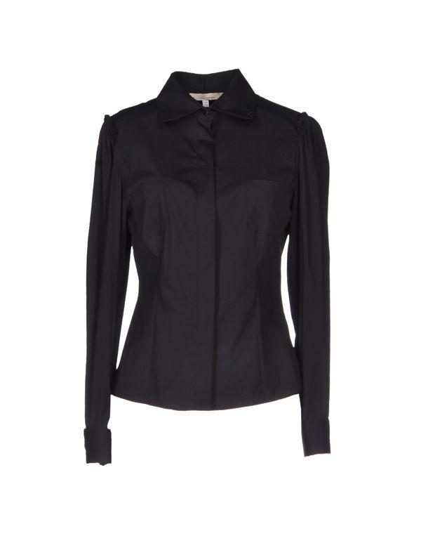 黑色 BLUMARINE Shirt