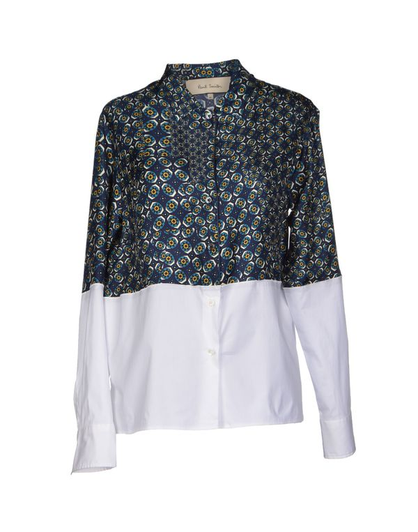 蓝色 PAUL SMITH Shirt