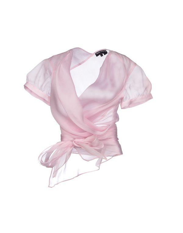 粉红色 GIORGIO ARMANI 女士衬衫