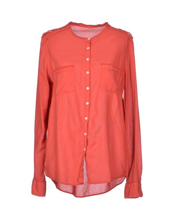 红色 PEUTEREY Shirt
