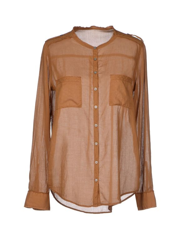 棕色 PEUTEREY Shirt