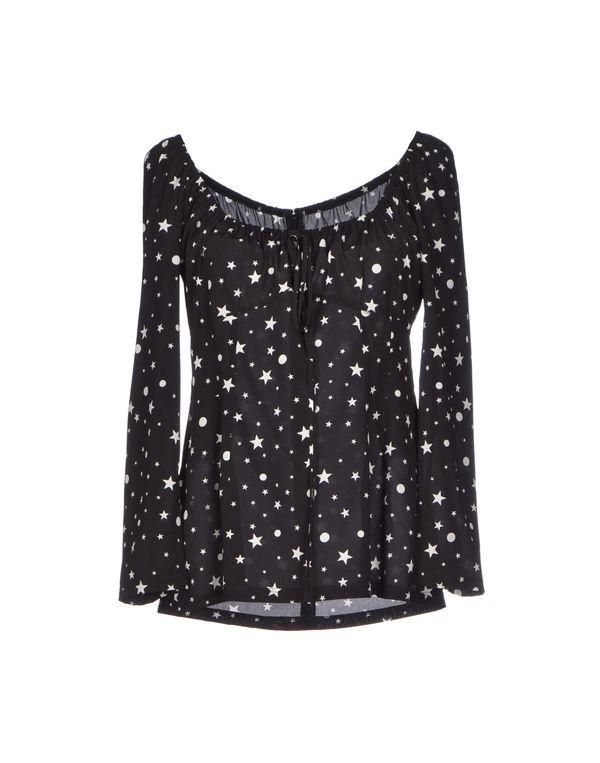 黑色 DOLCE & GABBANA 女士衬衫