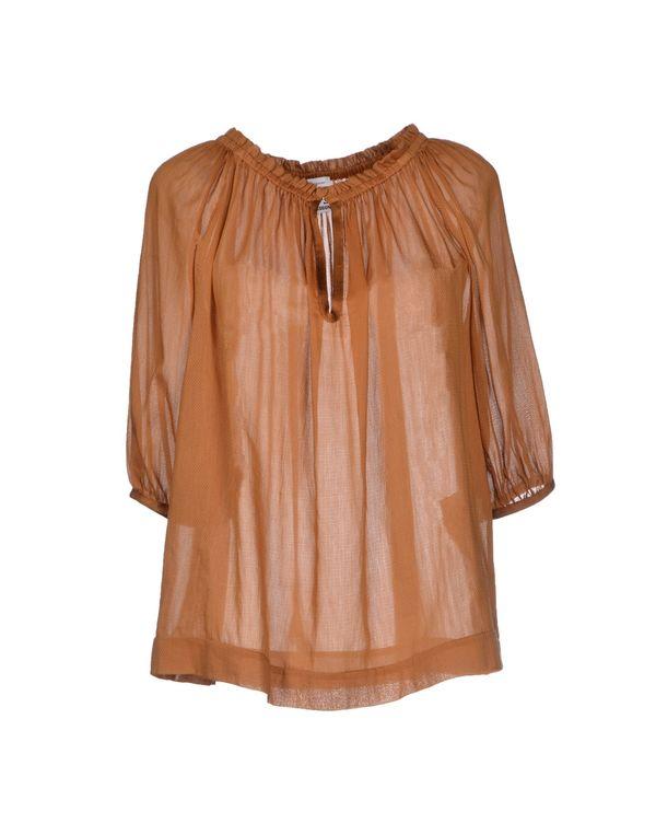 棕色 M MISSONI 女士衬衫