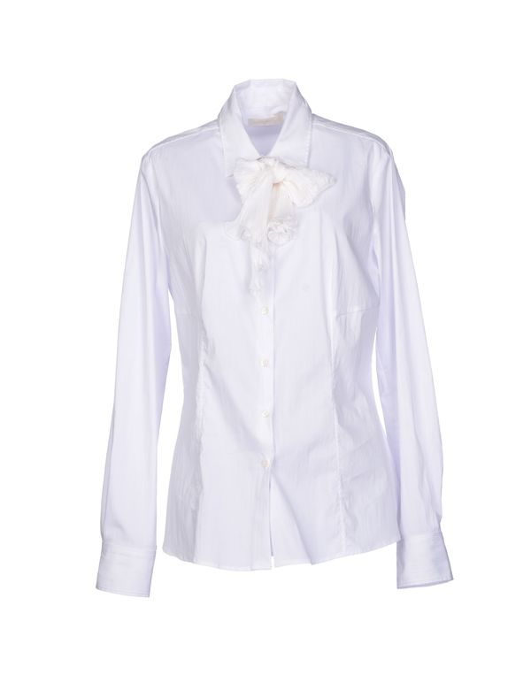 白色 SCERVINO STREET Shirt