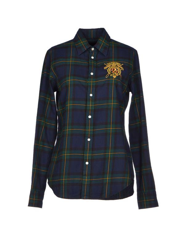 军绿色 RALPH LAUREN Shirt
