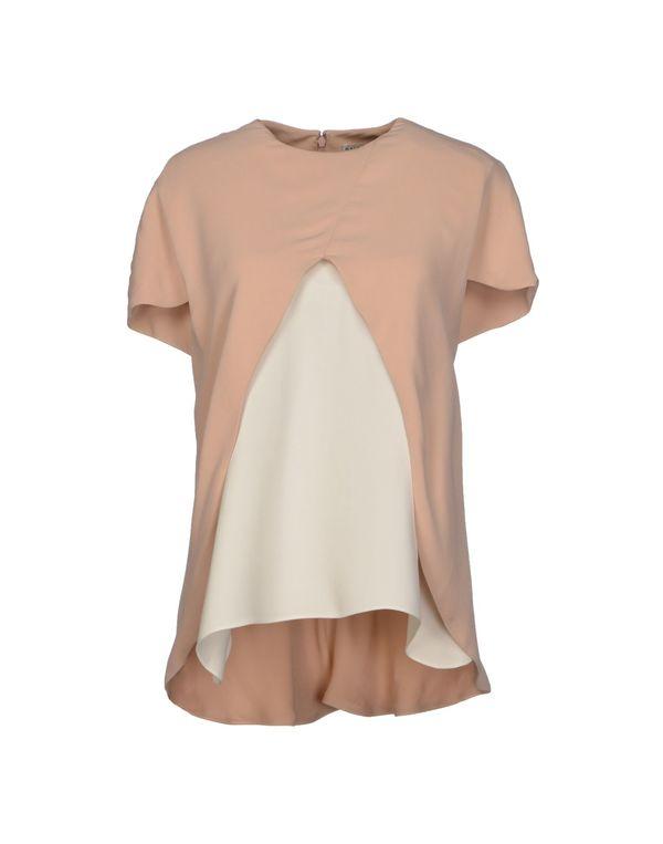 沙色 BALENCIAGA 女士衬衫