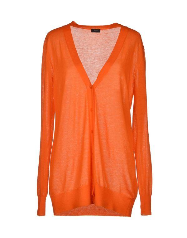 橙色 JOSEPH 针织开衫