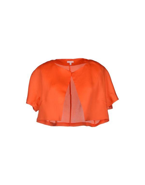 珊瑚红 P.A.R.O.S.H. 西装上衣
