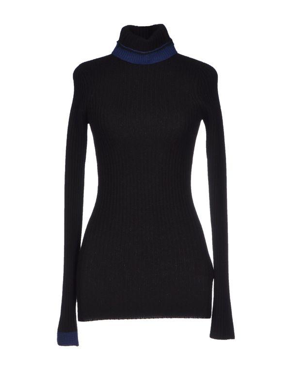 黑色 Y-3 圆领针织衫