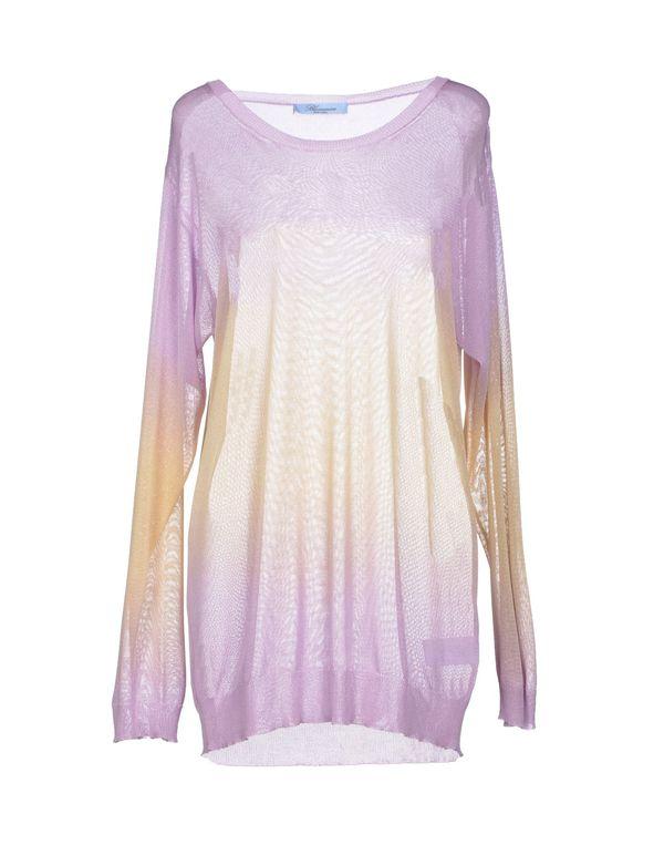 丁香紫 BLUMARINE 套衫