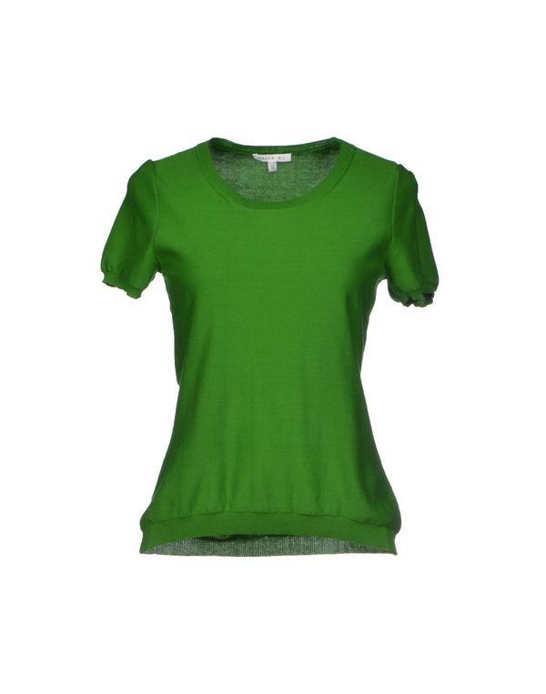 深绿色 PAULE KA 套衫