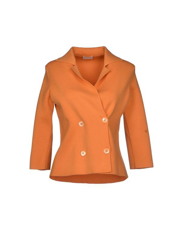 橙色 CRUCIANI 针织开衫