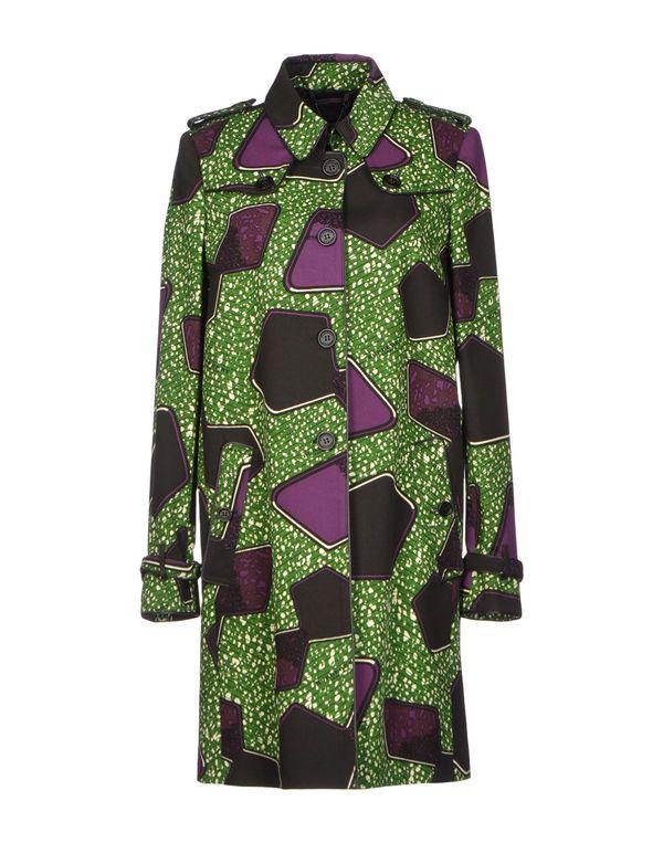 绿色 BURBERRY PRORSUM 外套