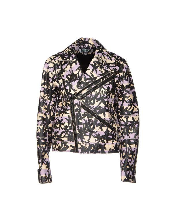 黑色 KENZO 夹克