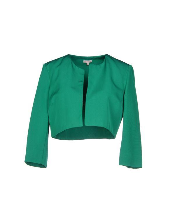 绿色 P.A.R.O.S.H. 西装上衣