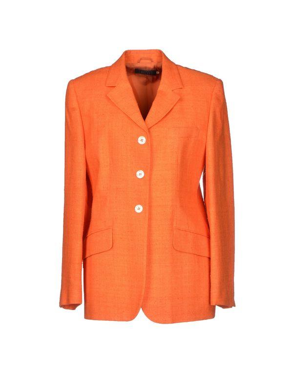 橙色 ASPESI 西装上衣