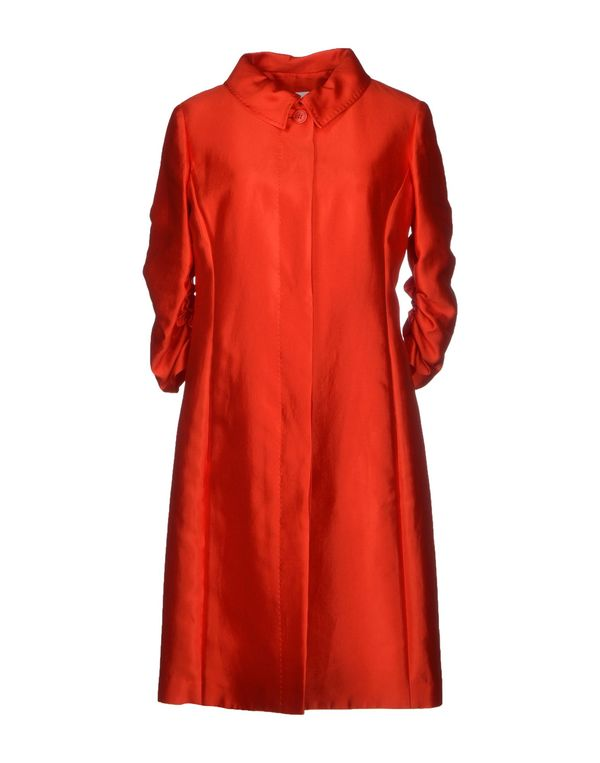红色 ARMANI COLLEZIONI 外套