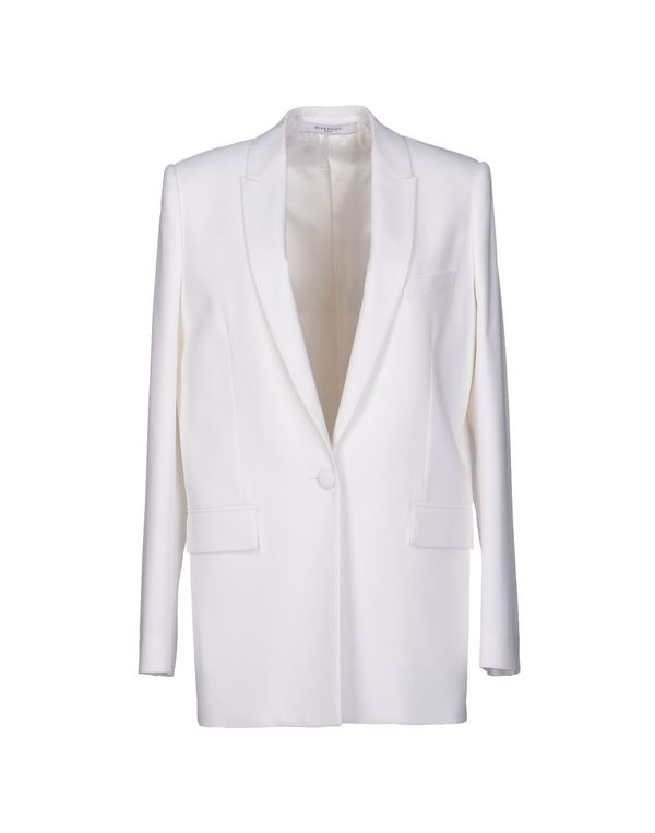 白色 GIVENCHY 西装上衣