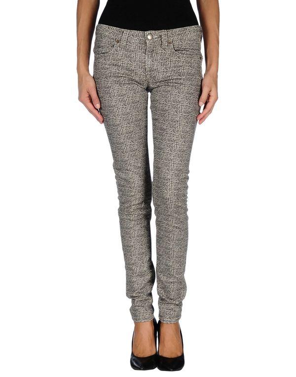 灰色 M.GRIFONI DENIM 牛仔裤