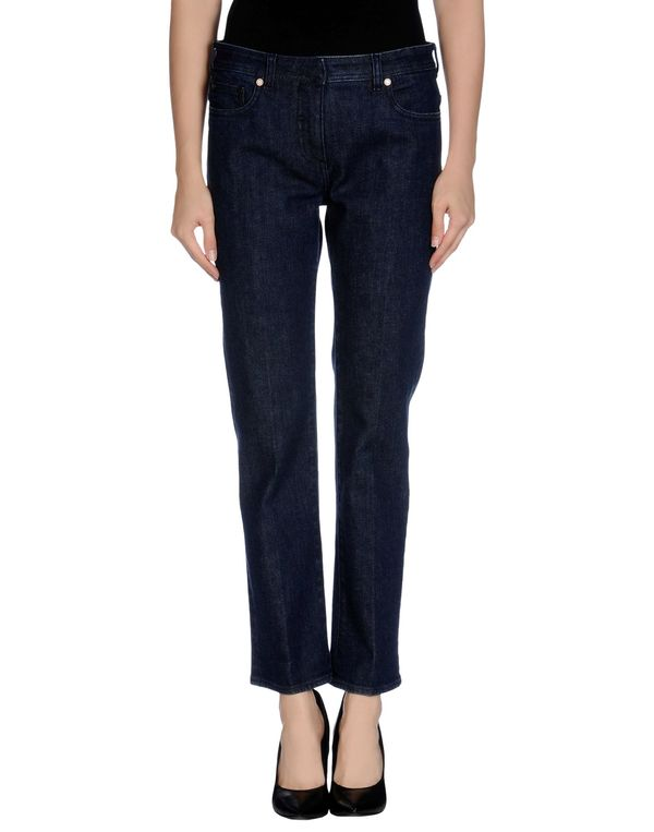 蓝色 NEIL BARRETT 牛仔裤