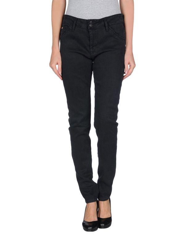 黑色 HUDSON 牛仔裤