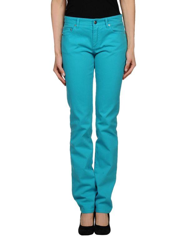 蓝绿色 ICE ICEBERG 牛仔裤
