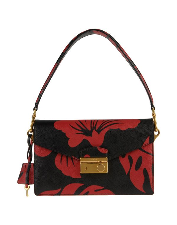 黑色 PRADA Handbag