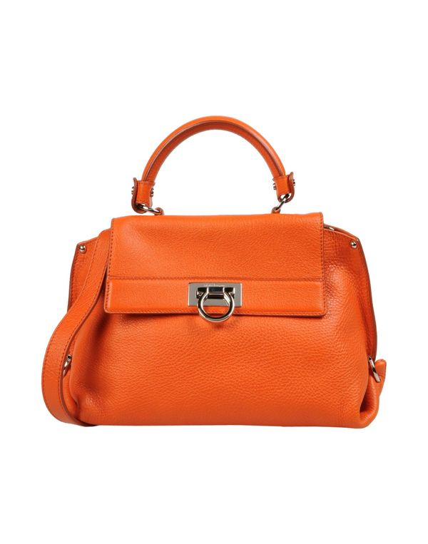 橙色 SALVATORE FERRAGAMO Handbag