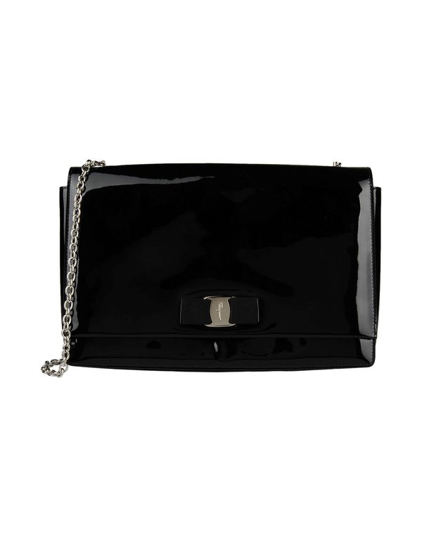 黑色 SALVATORE FERRAGAMO Under-arm bags
