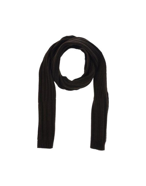 深棕色 GUESS 围巾