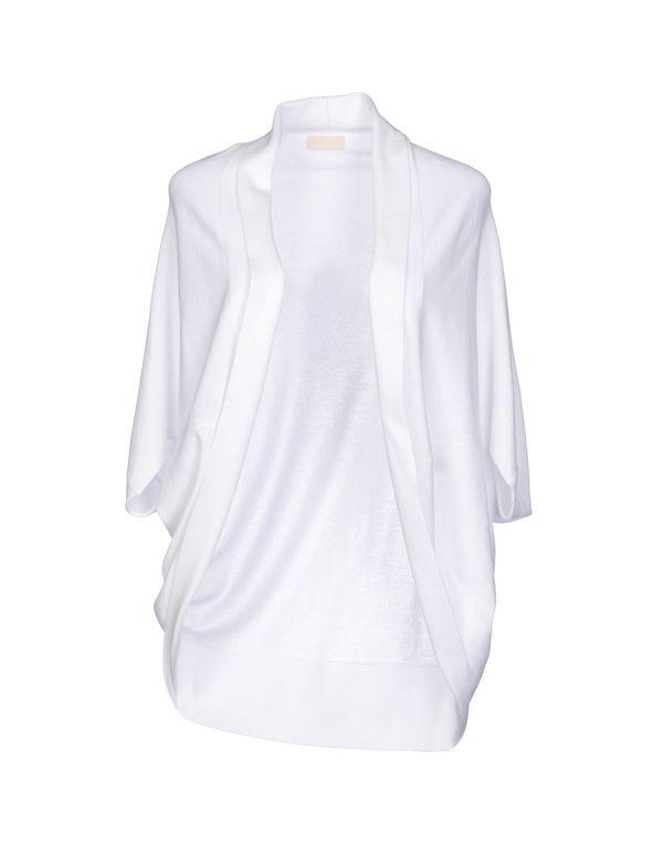 白色 CRUCIANI 针织开衫