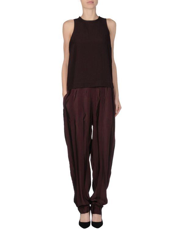 深紫 DAMIR DOMA 连身长裤