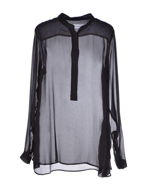 黑色 MAURO GRIFONI 女士衬衫