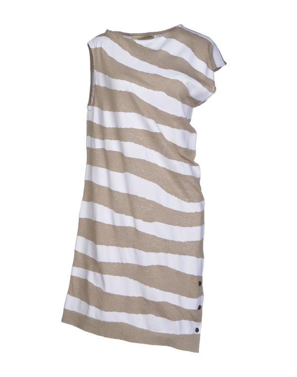 白色 BALENCIAGA 短款连衣裙