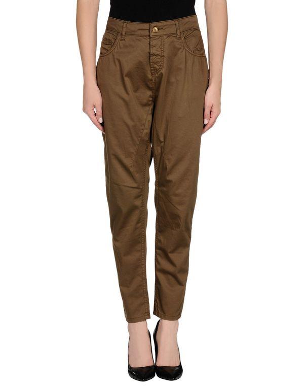 军绿色 MANILA GRACE 裤装