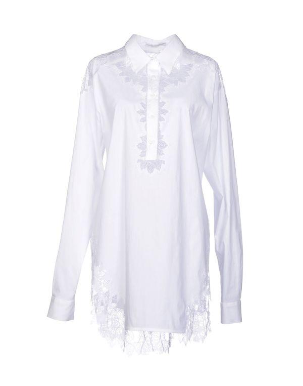 白色 ERMANNO SCERVINO Shirt