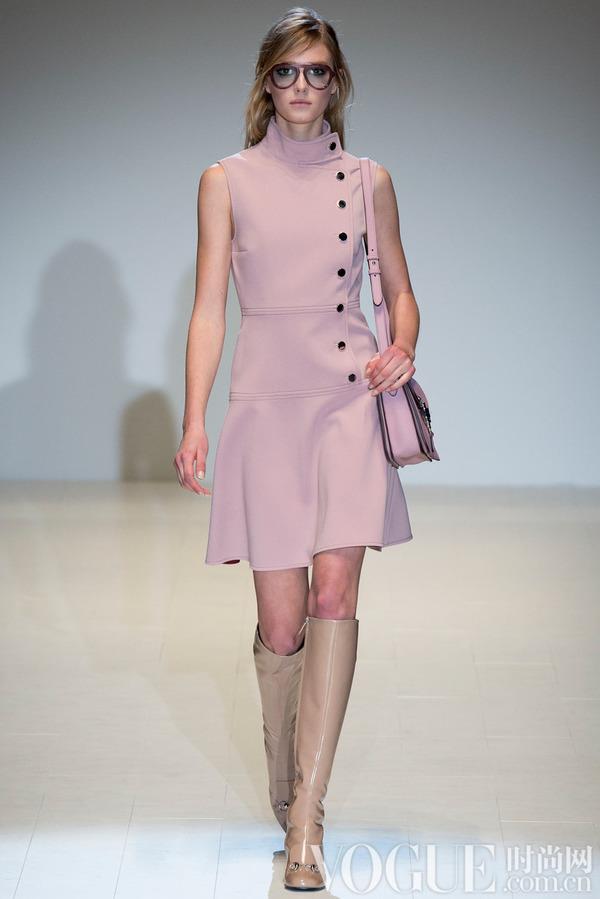 Gucci2014秋冬时装秀