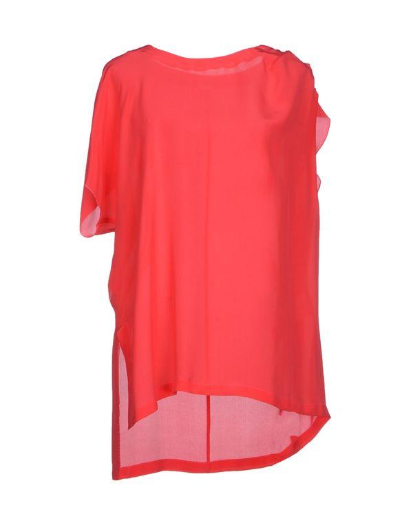 珊瑚红 M MISSONI 女士衬衫