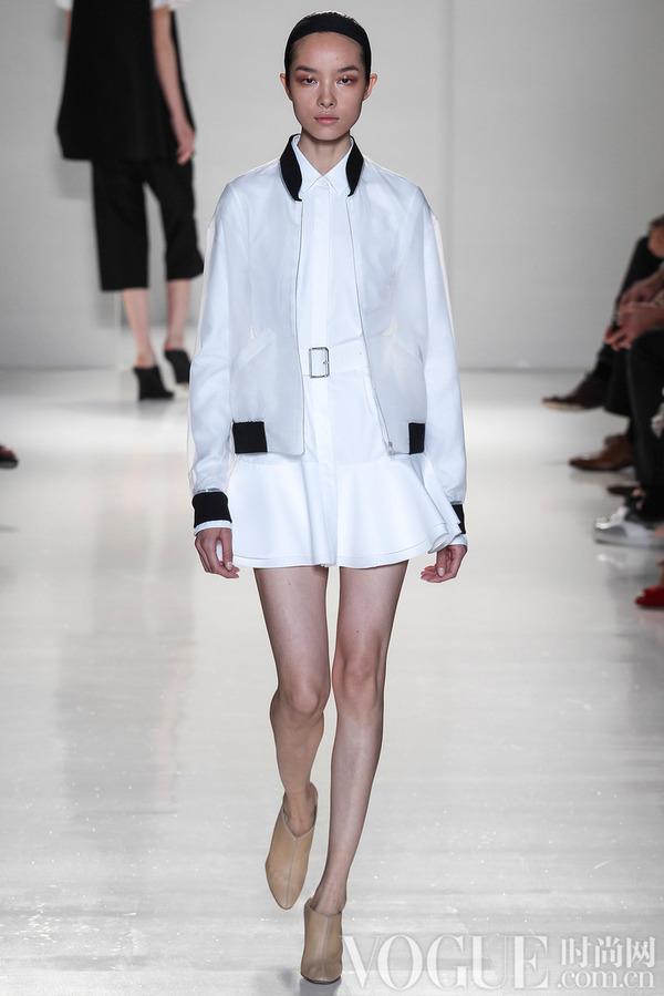 Victoria Beckham2014春夏时装秀
