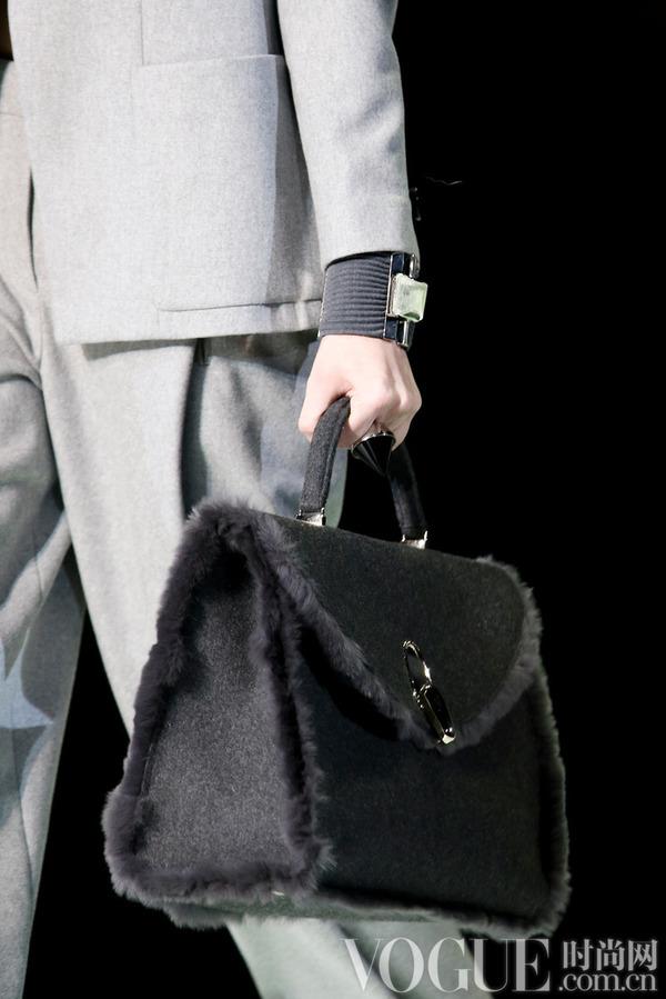 Giorgio Armani2014秋冬时装秀