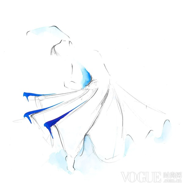 湛蓝华彩 戴比尔斯ARIA光之舞限量高级珠宝系列